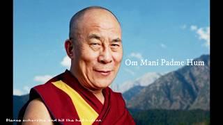 Avalokitesvara Mantra : Om Mani Padme Hum - Best Peaceful Beautiful Chant And Music Version