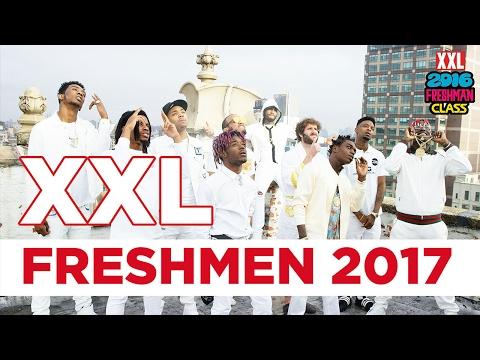 XXL FRESHMEN LIST 2017 | PART 1
