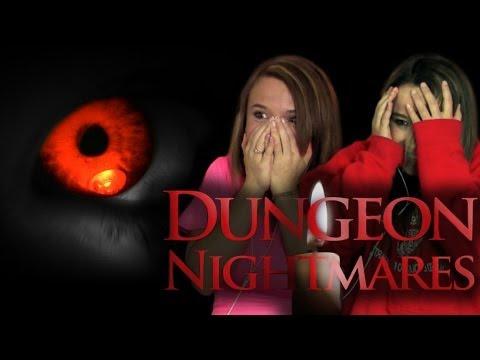 SCREAM WARNING!!    Dungeon Nightmares    1