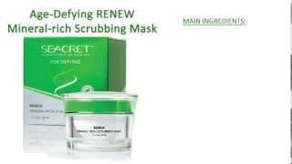 Seacret Renew Mineral Rich Scrubbing Mask Thumbnail
