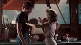 Джонни Обучает Бэби Новым Движениям ... отрывок из фильма (Грязные Танцы/Dirty Dancing)1987