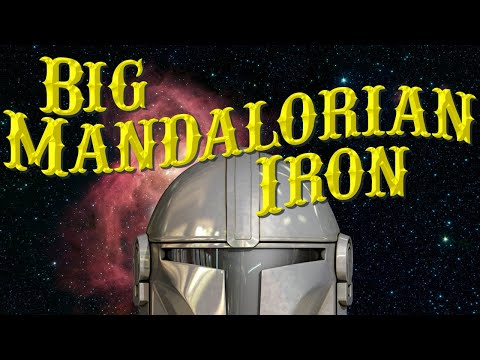 Big Mandalorian Iron
