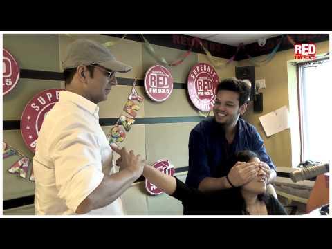 Akshay Kumar and Tamannaah playing pranks on RJ Malishka. Hilarious! Mp3