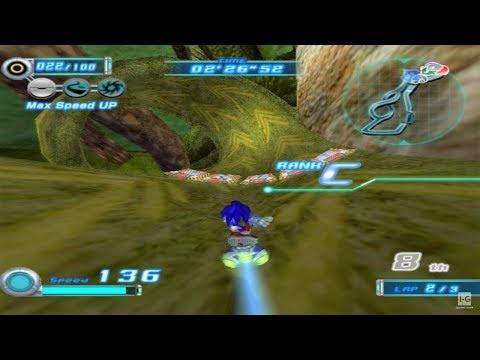 Sonic Riders: Zero Gravity - PS2 Gameplay (720p60fps)