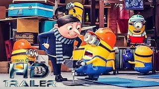 Minions: The Rise of Gru  Official trailer 2021( Steve Carell)‧ Comedy/Animation movie