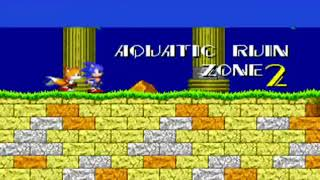 2K STYLES - Sonic Aquatic ruin zone 2 (Remix)