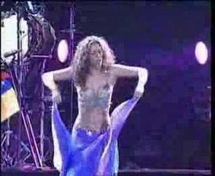 Shakira in Barcelona : Catalonia hips don't lie