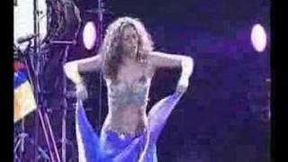 Shakira in Barcelona : Catalonia hips don