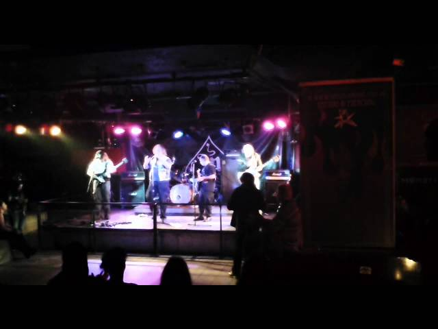 WARSHIP LIVE AT AN CLUB (BATTLE OF THE BANDS 08/02/2015)
