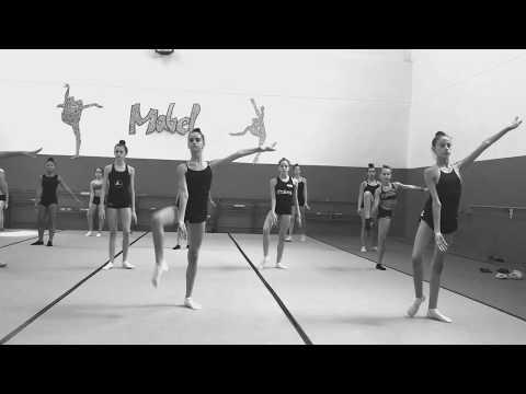 Campus 1 club MABEL gimnasia ritmica, Trainning