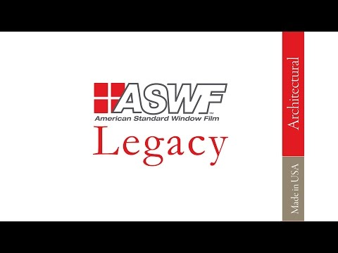 Legacy By American Standard Window Film