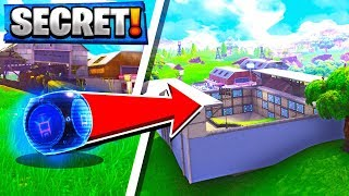 *SECRET* ITEM FORTNITE ADDED YOU DONT KNOW ABOUT in Fortnite Battle Royale!