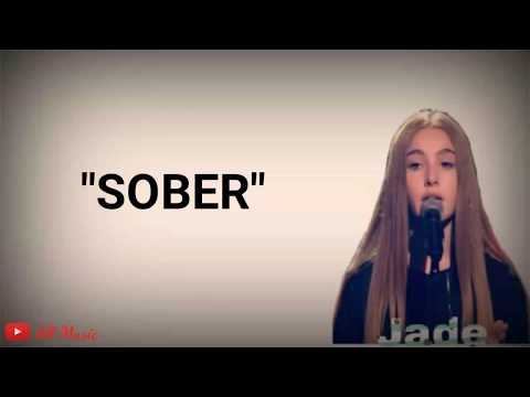 Lyrics! SOBER - Demi Lovato Cover Jade (the Voice Kids) By All Music