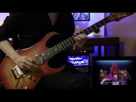 HEART OF SWORD Guitar Cover【IE69】T.M.Revolution Samurai X