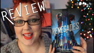 RENEGADES BY MARISSA MEYER  |  Review Mp3