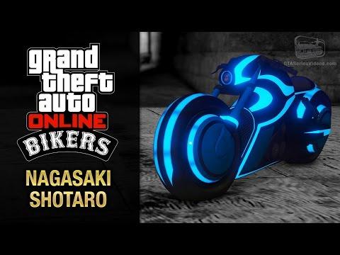 GTA Online: Biker Update - Nagasaki Shotaro [Deadline]