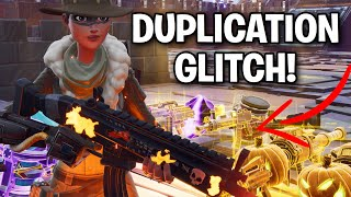 Oh no another Duplication Glitch... 😤😤 (Scammer Get Scammed) Fortnite Save The World