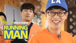 "Kim Jong Kook ""Yu Jae Seok is depending on me a lot"" [Running Man Ep 425]"