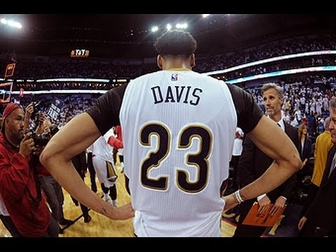 Anthony Davis 2014-2015 Season Highlights