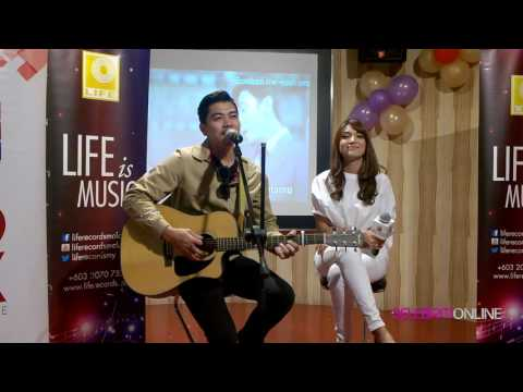 Kisah Cinta Kita - Amyra Rosli & Amar Baharin ( LIVE )