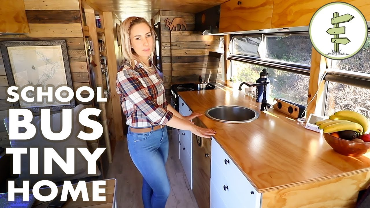 family-quits-the-9-to-5-to-live-travel-in-an-off-grid-school-bus-conversion