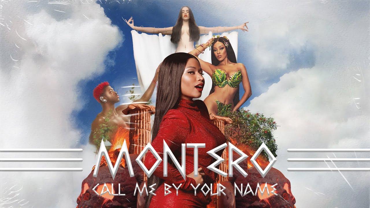 Download Lil Nas X, Nicki Minaj, ROSALÍA, Doja Cat - MONTERO (Call Me By Your Name) [MASHUP]