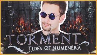 LEGENDA POWRACA!   Torment Tides of Numenera GAMEPLAY