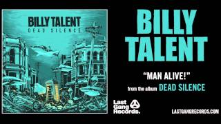 Watch Billy Talent Man Alive video