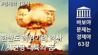 한반도 핵 위기의 역사 / 시진핑 대륙의 꿈