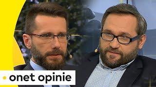 Radosław Fogiel o aferze Banasia: planem B nie była poprawka do Konstytucji | Onet Opinie