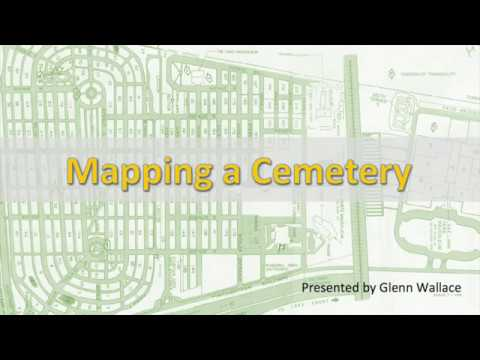 How To Map A Cemetery
