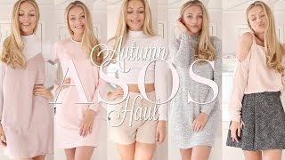 Autumn ASOS TRY ON Haul | Freddy My Love
