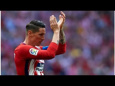 Fernando Torres scores as Atletico Madrid defeat Super Eagles 3-2 in friendly game in Uyo
