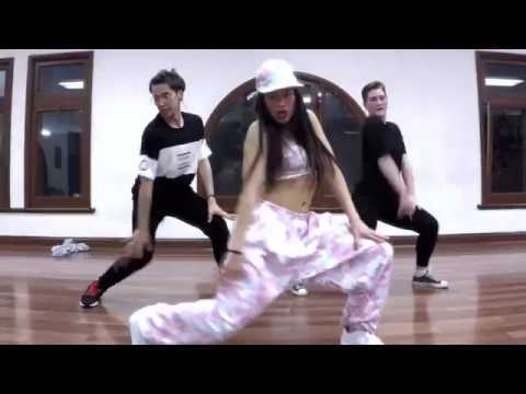 Mariahlynn - Once Upon a Time (not long ago, I was a HOE)! Mixie choreography - CodeMagenta Training