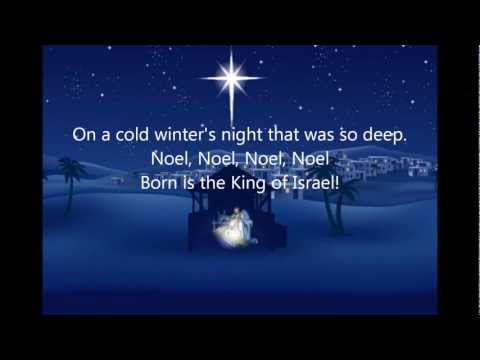 The First Noel - Hillsongs w lyics