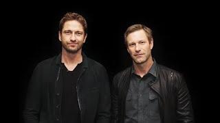 Gerard Butler & Aaron Eckhart: Olympus Has Fallen Interview