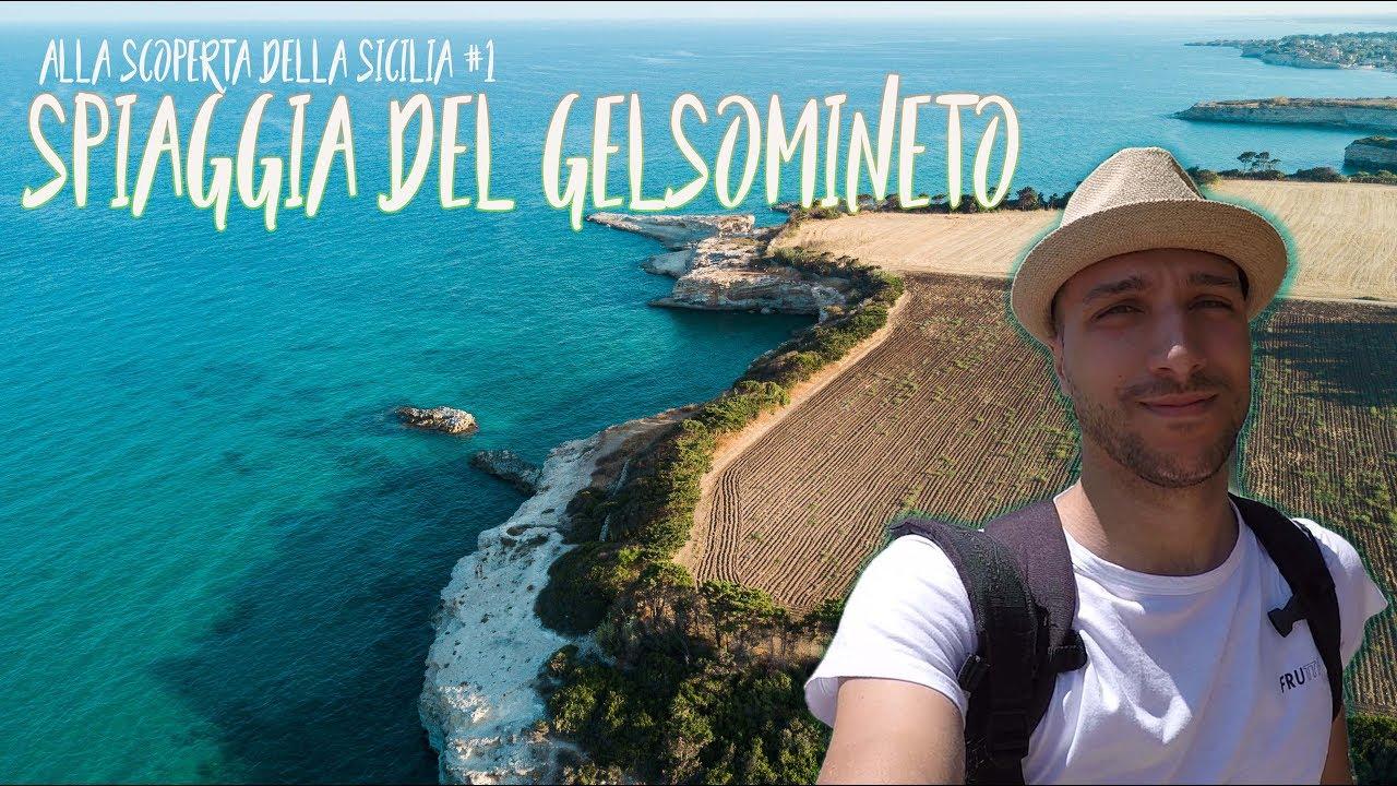 Alla scoperta della sicilia spiaggia del gelsomineto - Alla colorazione della spiaggia ...