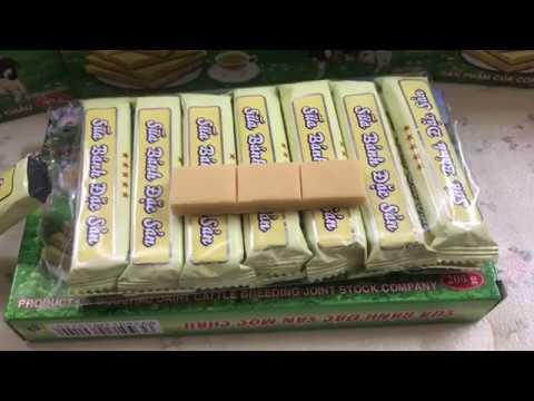Đặc sản bánh sữa Mộc Châu