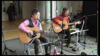 枚方市総合福祉会館ラポールひらかたいこいのミニライブでの演奏から。...