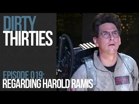 Episode 019 ~ Regarding Harold Ramis