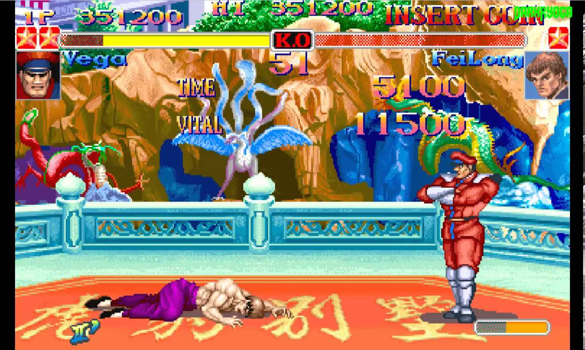 Hyper Street Fighter Ii Ae Japan Arcade Cps2 1cc M Bison Sf2ce