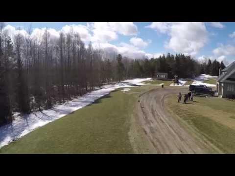 Turbo Ace Matrix drone
