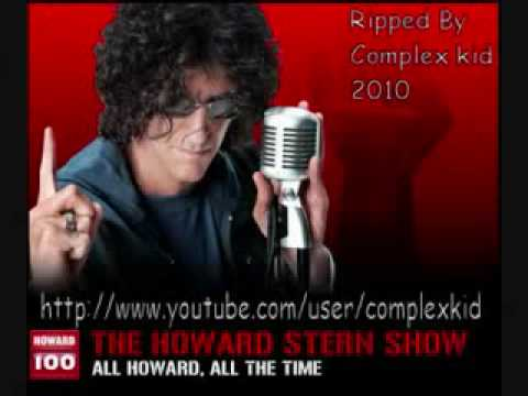 The Howard Stern Show - 6/6 6 Jesse James 5-20-09