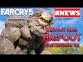 Far Cry 5 | #NEWS | BIGFOOT Easteregg bereits im Spiel??? | Sasquatch | Grafikmodell | ALLE INFOS!!!