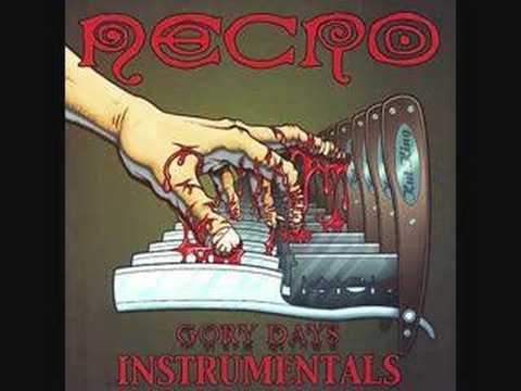 """NECRO - """"24 SHOTS"""" (INSTRUMENTAL)"""