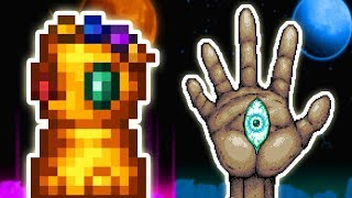Which Terraria bosses would SURVIVE the Infinity Gauntlet's Snap??