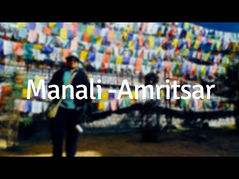 CHANDIGARH-MANALI-AMRITSAR INDUSTRIAL VISIT 2016 PART 2.