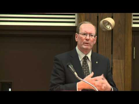 RSC 2012 Governor General Lecture Series: We Are All Treaty People: Accepting the Queen's Hand