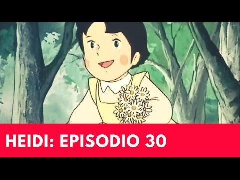 Heidi: Capítulo 30- Quiero coger el sol