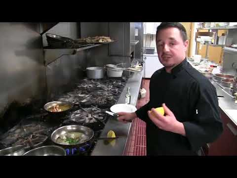 Shrimp Scampi Recipe with chef Marco Barbaro